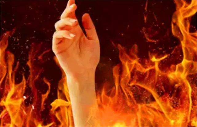 married woman burnt to death case husband to mother in law and father in law