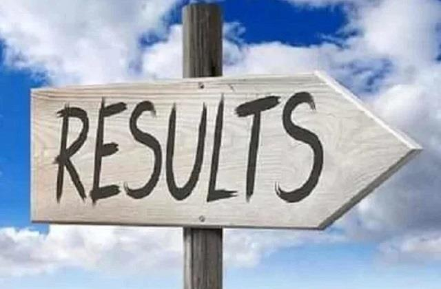 results of recruitment exam released at rsmssb rajasthan gov in