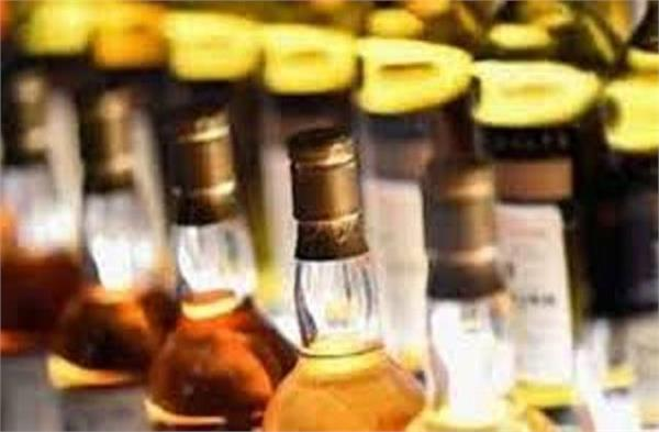 huge amount of liquor recovered in kaimur six arrested