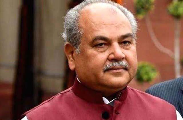 agriculture minister tomar raises big question