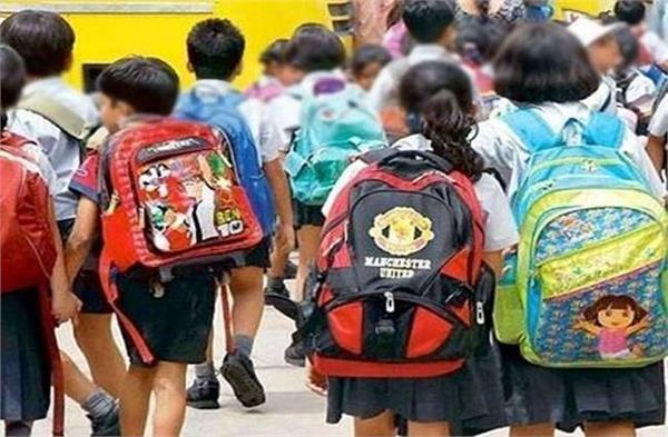 examinations from nursery to eighth can be online