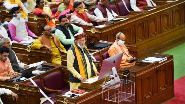 during the budget suresh khanna s poetry shackled