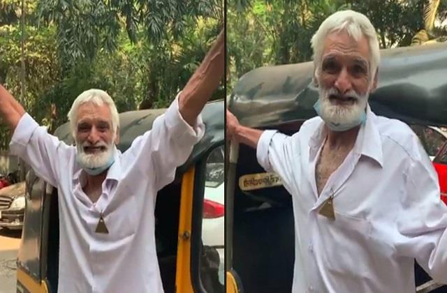elderly auto driver emotional story