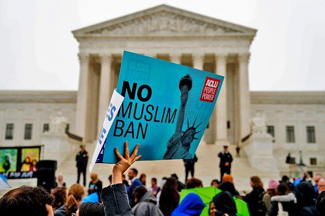 us democrats reintroduce legislation to prevent future muslim bans