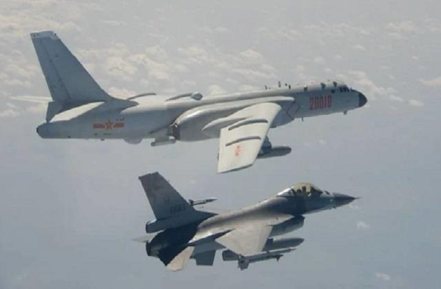 taiwan scrambles air force again after chinese exercises in s china sea