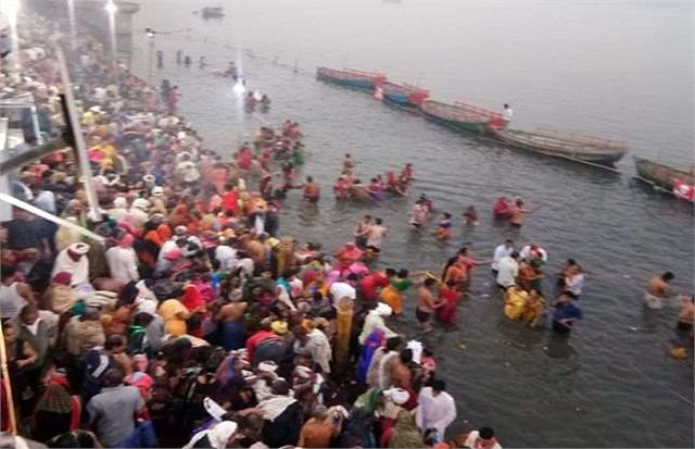 vrindavan kumbh revolved easy private company started helicopter service