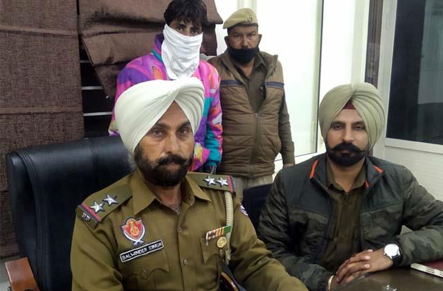 case of beheaded was solved police arrested accused