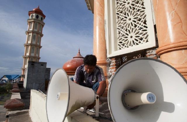 mosque molvi sahab mic