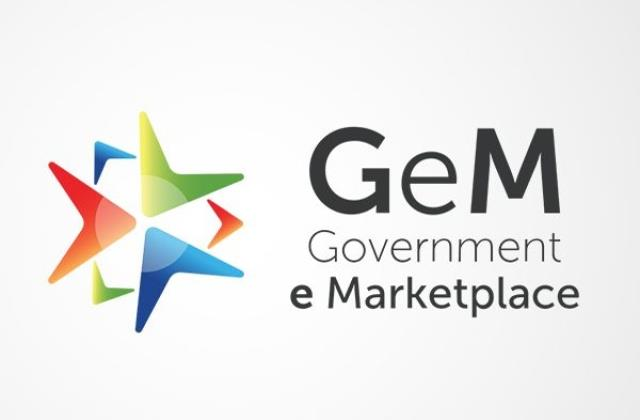 expect to purchase over 1 lakh crore rupees from gem portal in fy 2021 22