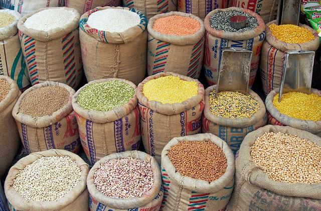 food grains production up 17 71 in six years