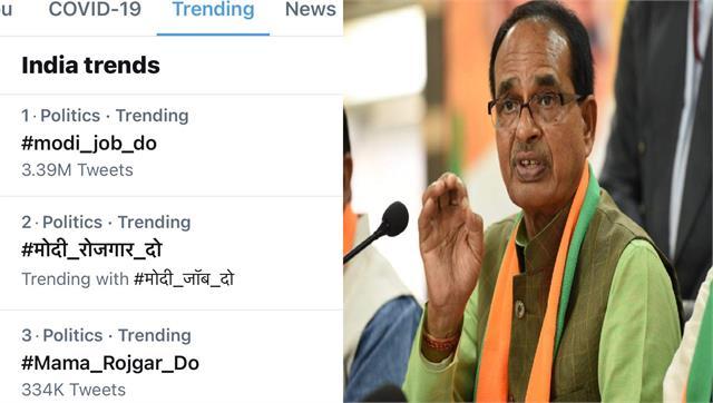 shivraj employment employment trend on twitter