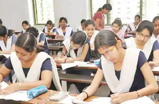 10th 12th students will get the facility of re checking