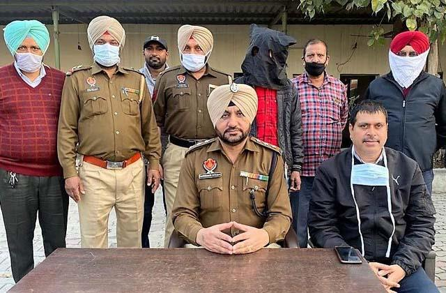 crime branch busted drug network kingpin absconding