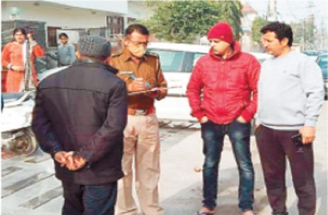 car stolen in just 3 minutes captured in cctv incident