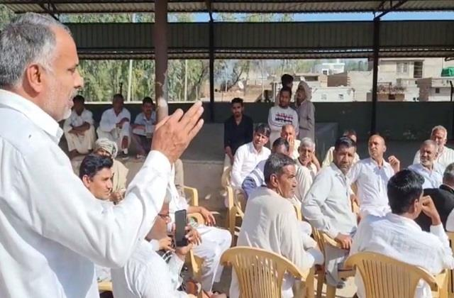 big decision of the villagers of samain until the movement goes