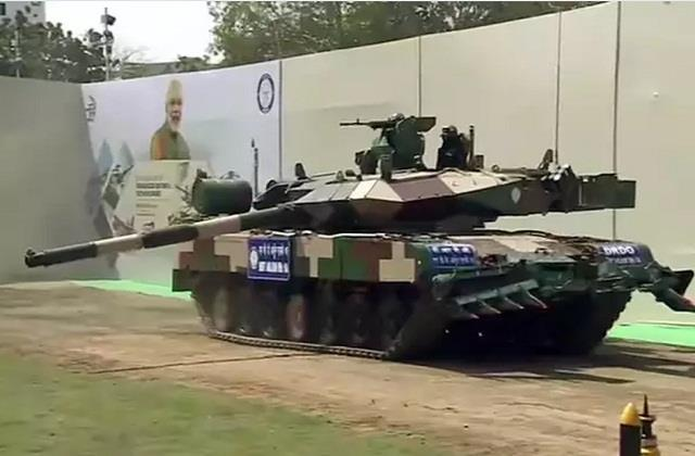 6000 crore approved for arjun mk 1a tank