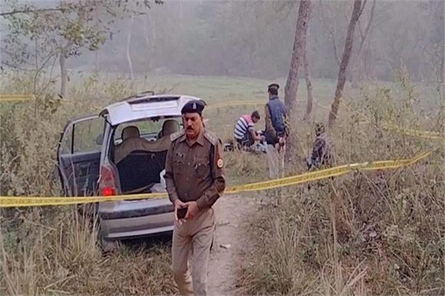 barabanki animal smuggler arrested after being shot in encounter