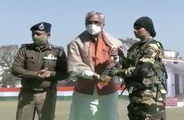 uttarakhand ats joins first women commando squad