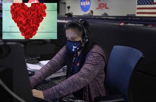 mission mars swati mohan valentine day