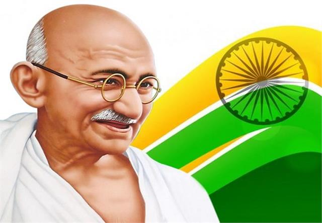 world non violence day is celebrated on this day in memory of gandhi
