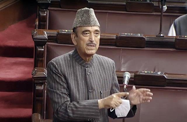 prime minister modi show big heart ghulam nabi azad