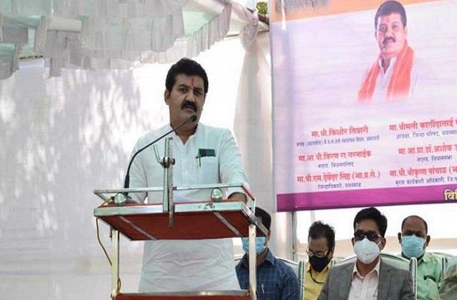 maharashtra forest minister sanjay rathod resigns