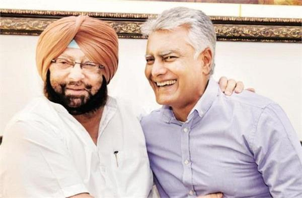 jakhar s statement to reappoint captain as chief minister