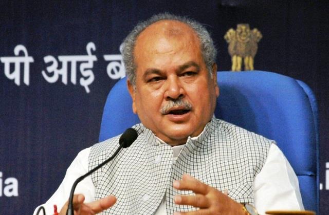national news punjab kesari narendra singh tomar