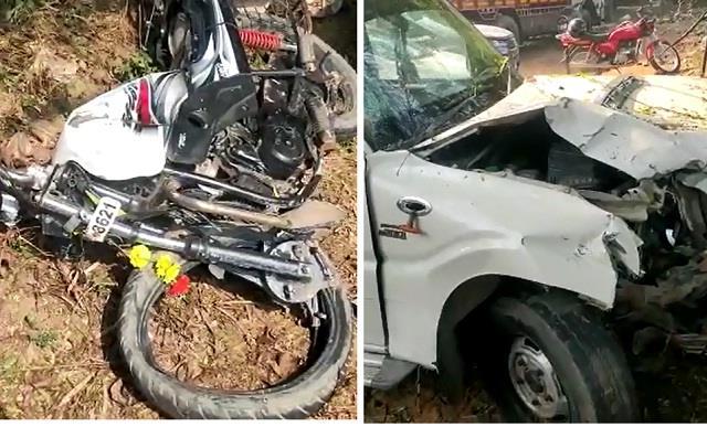 road accident in rewari
