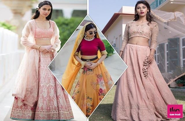 Bridal Fashion: सिंपल शादी करवा रही हैं तो चूज करें ये लाइट वेट लहंगे