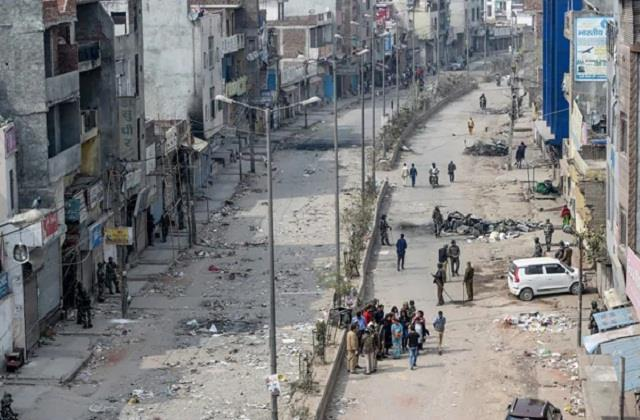 national news punjab kesari delhi caa riots maujpur babarpur