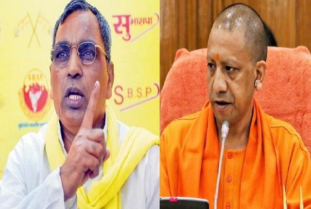 no account what bjp says is correct omprakash rajbhar