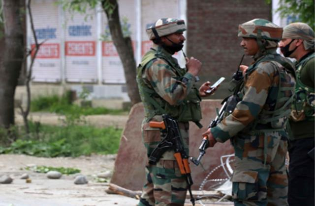 soldier martyred 2 others injured during firing practice in akhoor jammu