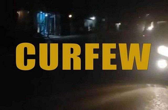 punjab may have night curfew cm issues these instructions
