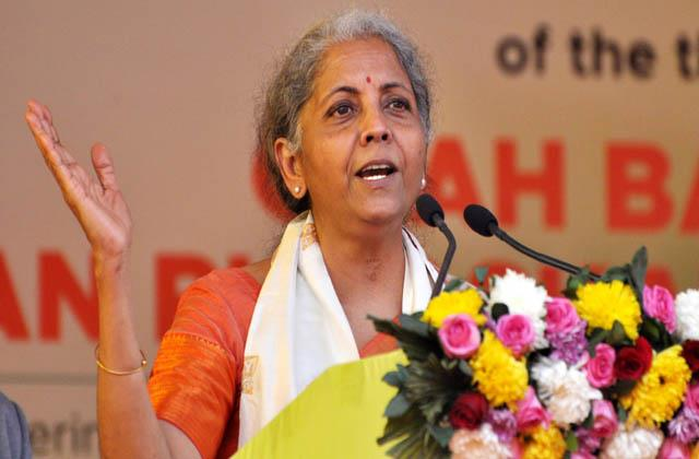 sitharaman disbursed rs 224 crore to 7 47 lakh tea garden workers