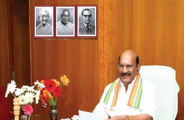 puducherry assembly speaker resigns explains this reason