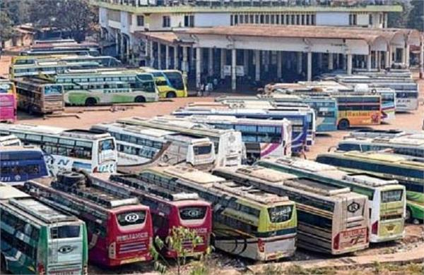 punjab roadways proving failure in delhi  chandigarh volvo buses