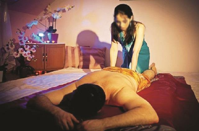 prostitution business run in indore spa