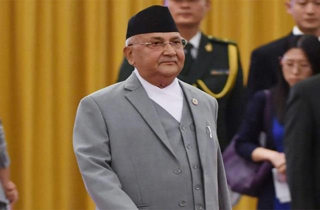 nepal s supreme court overturns kp oli s decision