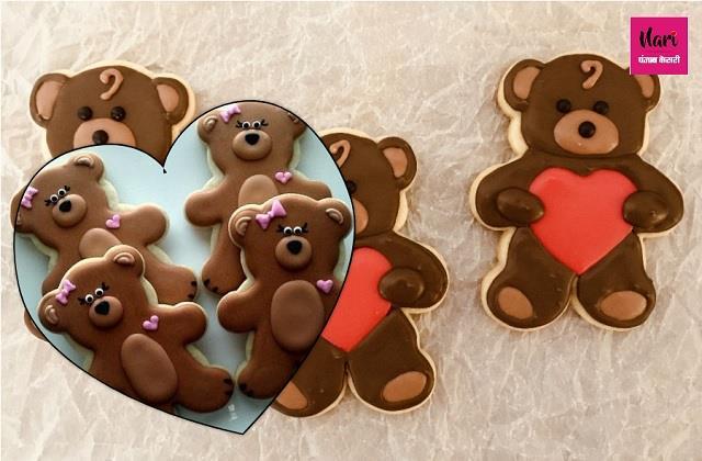 Teddy Day Special: इस आसान तरीके से स्पेशल वन के लिए बनाएं टेडी बीयर कुकीज