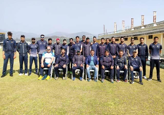 himachal team depart to jaipur for vijay hazare tournament