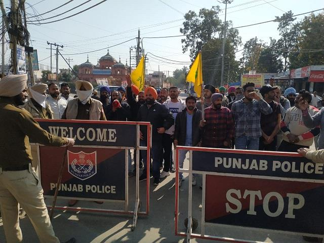 union minister of state somprakash opposes in kapurthala