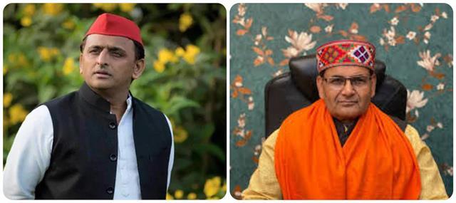 akhilesh yadav is aurangzeb of indian politics said lalji prasad nirmal