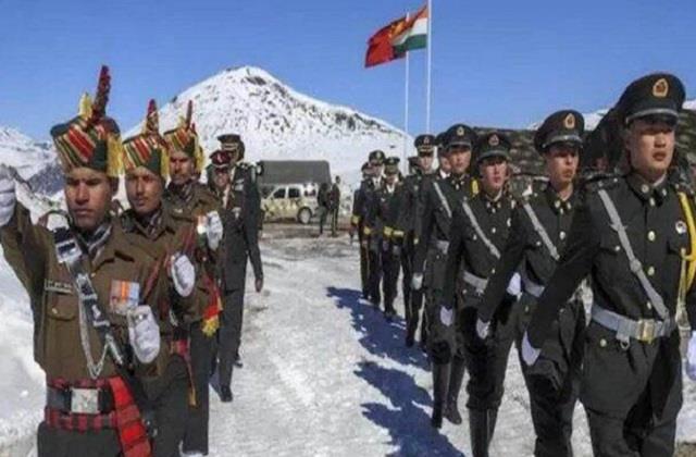 china retreating from eastern ladakh border