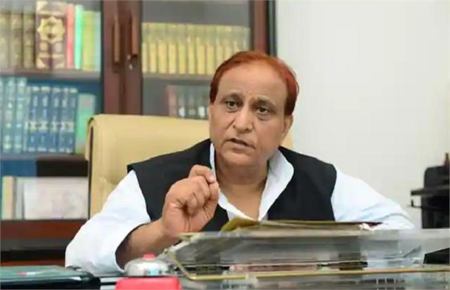 afraid of yogi government s constant action cess of azam khan