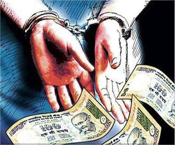 asi of jalandhar overcomes taking 5 thousand bribe