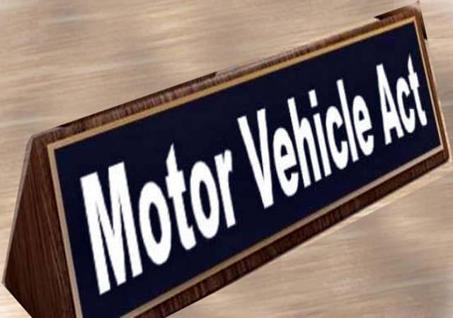 new motor vehicle act implemented in himachal
