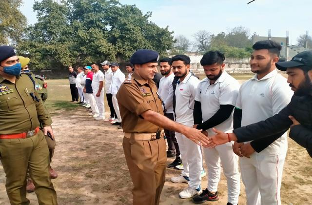 cricket tournament starts in gurha slathia samba