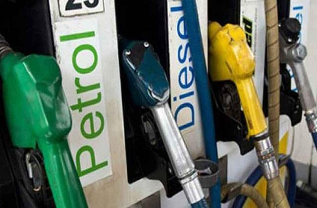 petrol and diesel became cheaper in puducherry