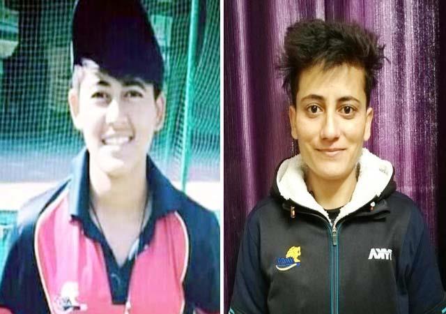 2 girls of rampur selected in senior women cricket team